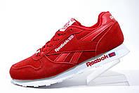 Женские кроссовки Reebok Custom Classic Leather, Red