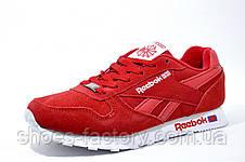 Женские кроссовки Reebok Custom Classic Leather, Red, фото 2