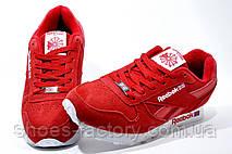 Женские кроссовки Reebok Custom Classic Leather, Red, фото 3