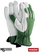 Защитные рукавицы, утепленные, изготовленные из высококачественной козьей кожи RMC-WINTREE