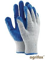 Перчатки защитные, покрытые резиной OX-UNIWAMP WN