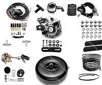 Комплект ГБО 2 поколение на авто с инжектором (Деу, Ланос, ЗАЗ, Шевроле, ВАЗ и т.д.) Tomasetto STAG
