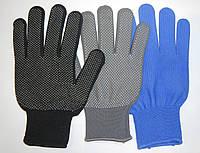 Рабочие перчатки микро точка