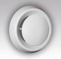 Вентиляция, вентиляционные системы, вентиляционные Анемостат приточно-вытяжной регулирующий с фланцем Д-100
