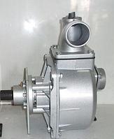 Помпа под ВОМ для мотоблоков 1100, 105, 135 (диаметр патрубков 50 мм, алюминий), фото 1