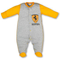 """Человечек детский для мальчика """"Ferrari"""""""