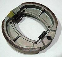 Тормозная колодка заднего барабана DIO50 СС
