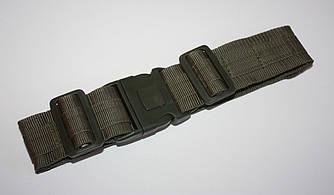 Ремень Тактический Хаки. Длина 148 см.
