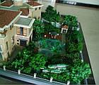 Деревья набор 12 шт, размер 2,5-16 см, для диорам, подставок, миниатюр, детского творчества, фото 3