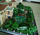 Светлое дерево набор 5 шт, размер 6-14 см, для диорам, подставок, миниатюр, детского творчества, фото 3