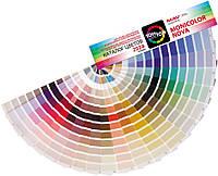 Цветовая палитра MONICOLOR NOVA (внутри палитра для выбора цвета)
