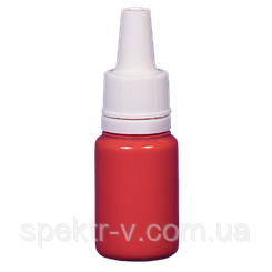 Краска JVR Revolution Kolor, vermillion #108,10 ml
