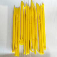 Кондитерские инструменты для моделирования мастики 14 шт