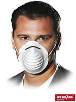 Белые маски гигиенические одноразовые MAS-HIGW W
