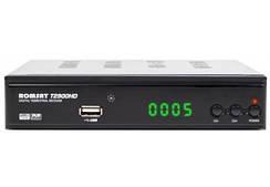 Тюнер Т2 цифровой эфирный ресивер Romsat T2900HD