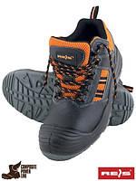 Спецобувь с композиционным подносоком REIS (RAWPOL) Польша (рабочие ботинки) BCL