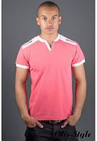 Мужская футболка Рональдо красный