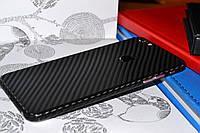 """Виниловая наклейка """"Чёрный карбон"""" Iphone 6 PLUS / 6S PLUS (0,12 mm)"""