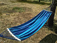 Мексиканский гамак 80х200 с планкой в чехле