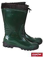 Ботинки утепленные зимные з метноском (спецобувь REIS) BGNITWINTER Z