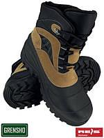 Рабочая зимняя обувь Польша (спецобувь) BSNOW-WOOD BR