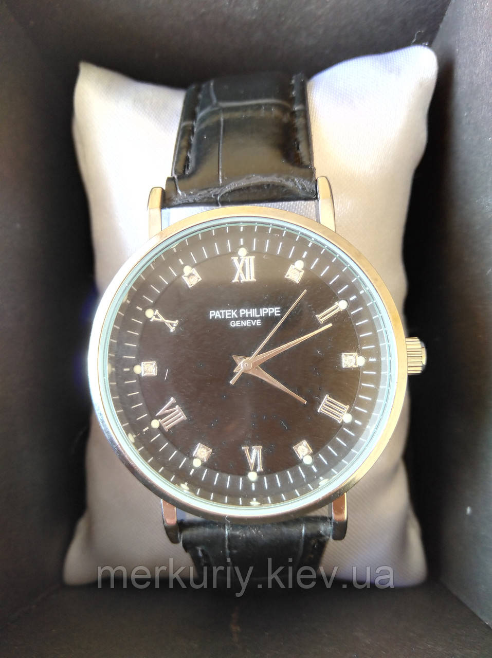Кварцевые мужские часы Patek Philippe Geneve (Патек Филипп ... 155491b6c92