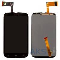 Дисплей (экраны) для телефона HTC Desire V T328w + Touchscreen