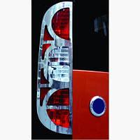 Накладки стоп Fiat Doblo II 2005+ (2шт)
