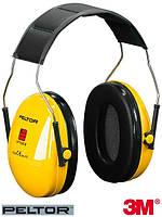 Противошумные наушники на головной дуге Peltor™ OPTIME™ I 3M-OPTIME1 Y