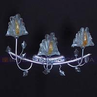 Светильник бра, настенное галогеновое TINKO трехламповое LUX-136120