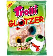 Набор жевательного мармелада Trolli Glotzer 75g.