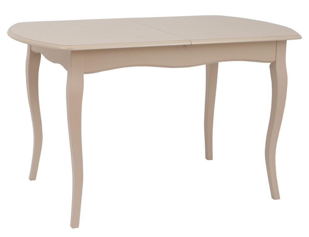 """Раскладной кухонный стол """"Джессика"""" (айвори)"""