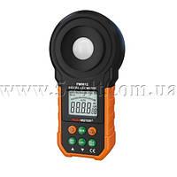 Люксметр измеритель освещенности Peakmeter MS6612, фото 1