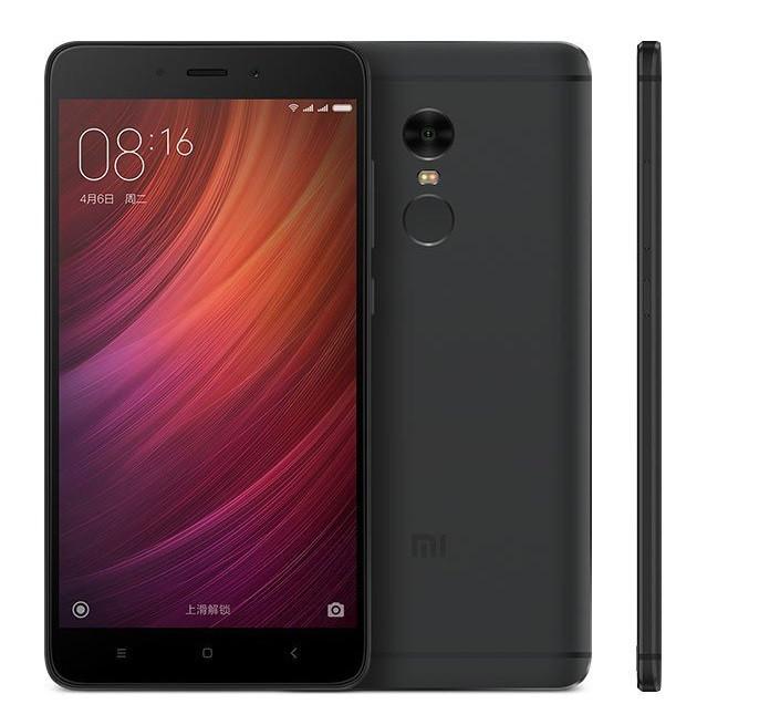 Cмартфон Xiaomi Redmi Note 4X(4) (4/64GB) Глобальная версия,Snapdragon