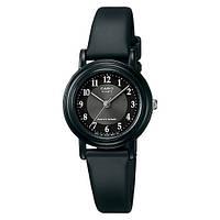 Женские классические часы Casio LQ139A-1B3 Касио водонепроницаемые японские часы