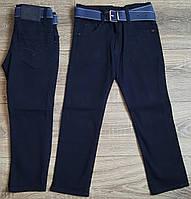Штаны,джинсы для мальчика 9-12 лет(школа синие) пр.Турция