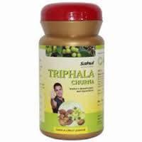Трифала чурна, трифала порошок,Triphala Churna Sahul, 500 гр