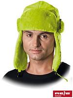 Утепленная шапка-ушанка CZOEXTREME SE