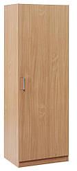 Деревянный шкаф бук (одна дверь)