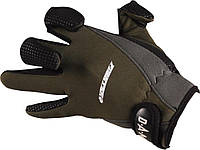 Перчатки DAM Fighter Pro Neopren с отстегными пальцами 2мм неопрен  XXL