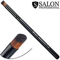 Salon Prof. Кисть для макияжа 1108 (средне-малая) бочонок скошенный-срез 12х9мм