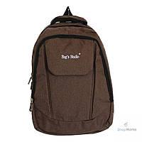 Рюкзак городской Bags Studio FB 3530 коричневого цвета