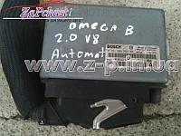Блок управления двигателя Bosch Opel Omega B 2.0 V8 Automat 1994-2003 годов выпуска