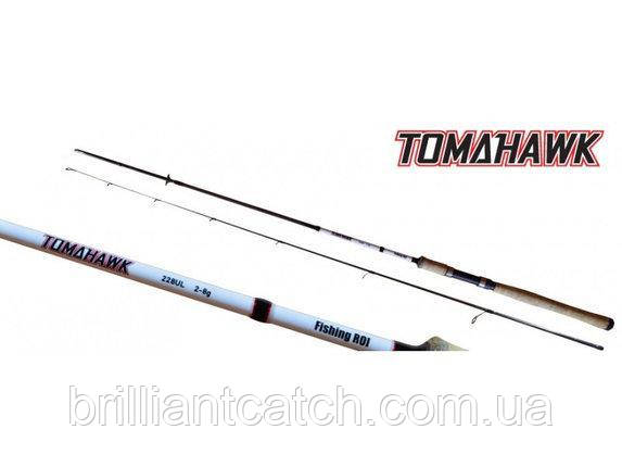 Спиннинг Fishing Roi Tomagawk 2.28м  2-8гр