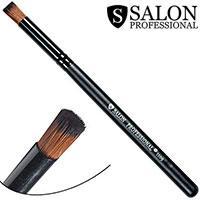Salon Prof. Кисть для макияжа 1109 (средне-малая) бочонок прямой-срез 11х9мм
