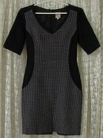 Платье офисное демисезонное мини Next р.40 7580а, фото 1