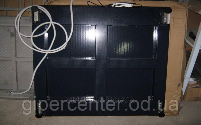 Электронные весы платформенные для склада ЗЕВС-Стандарт ВПЕ-4 (1500х1500 мм), НПВ: 1000 кг - фото 3