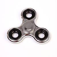 Спиннер Fidget Silver - Игрушка для пальцев, серебряная