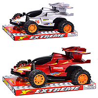 Игрушка гоночная машина инерционная Машина  Гонка 189-40 - инерционная, 2 цвета,