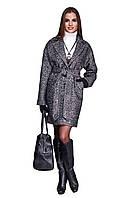 Пальто женское GIOIA черное